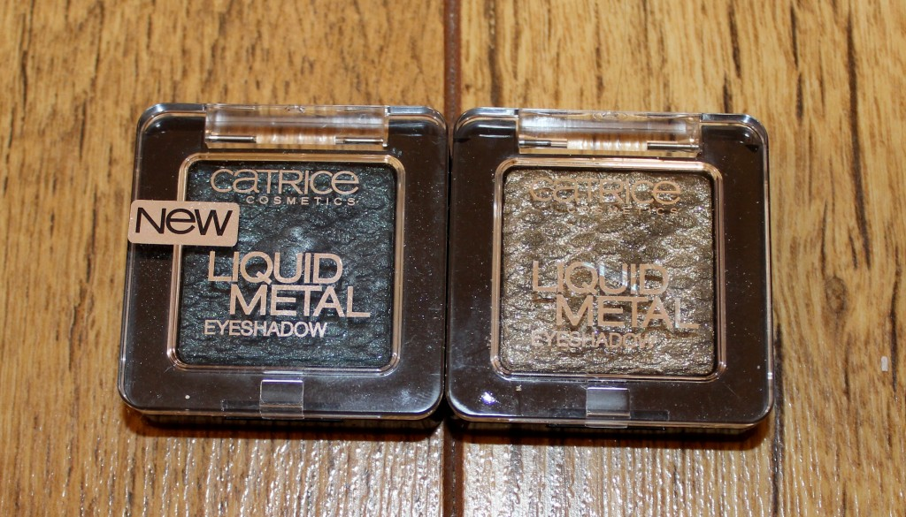 catrice liquid metal eyeshadows