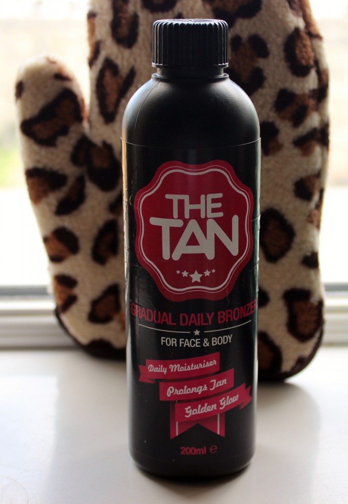 beautynook review the tan