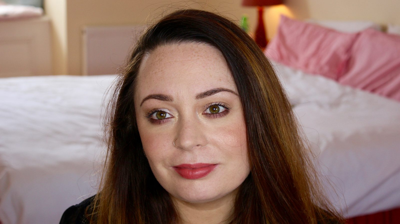 ten minute makeup look irish beauty blog
