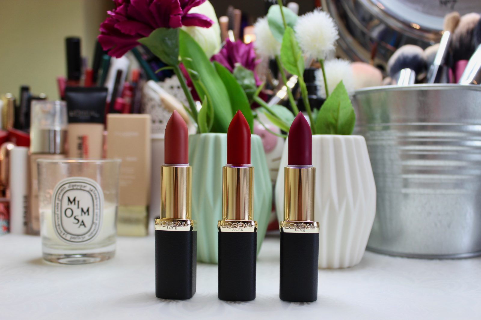 L'Oréal Color Riche Matte Addiction Lipstick