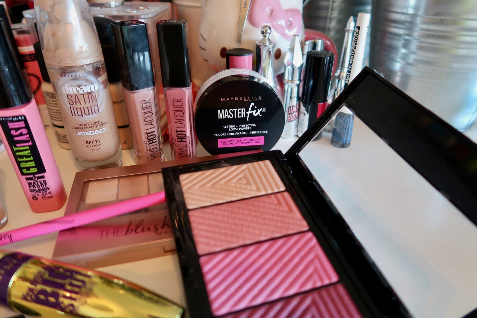 maybelline makeup