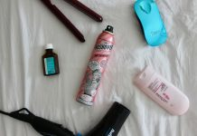Soap & Glory The Rushower Dry Shampoo