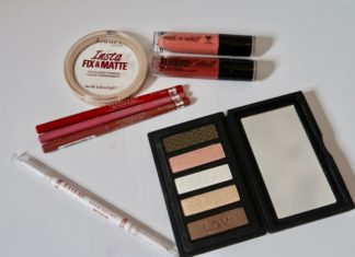 Affordable Makeup Favourites