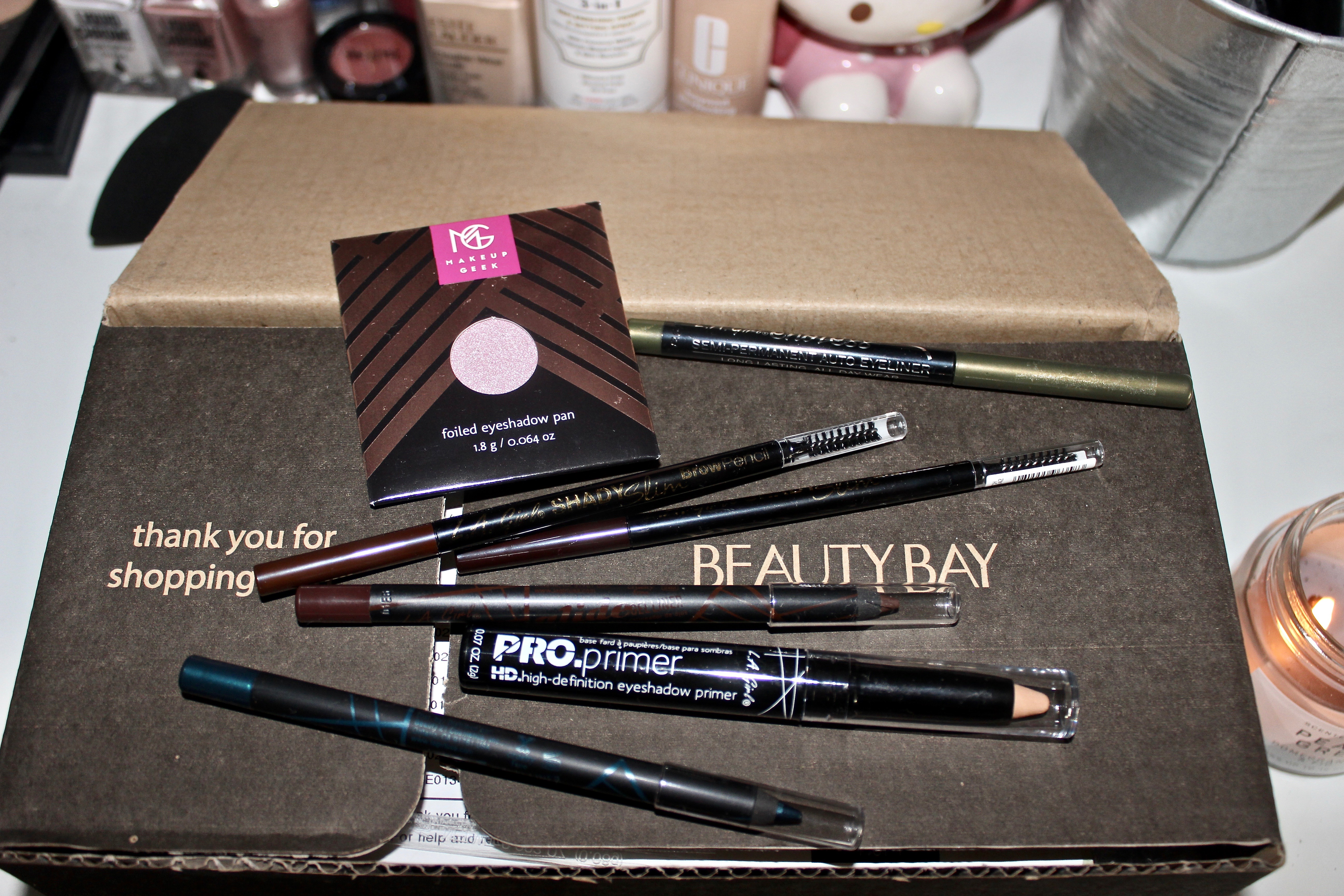 beauty bay black friday haul